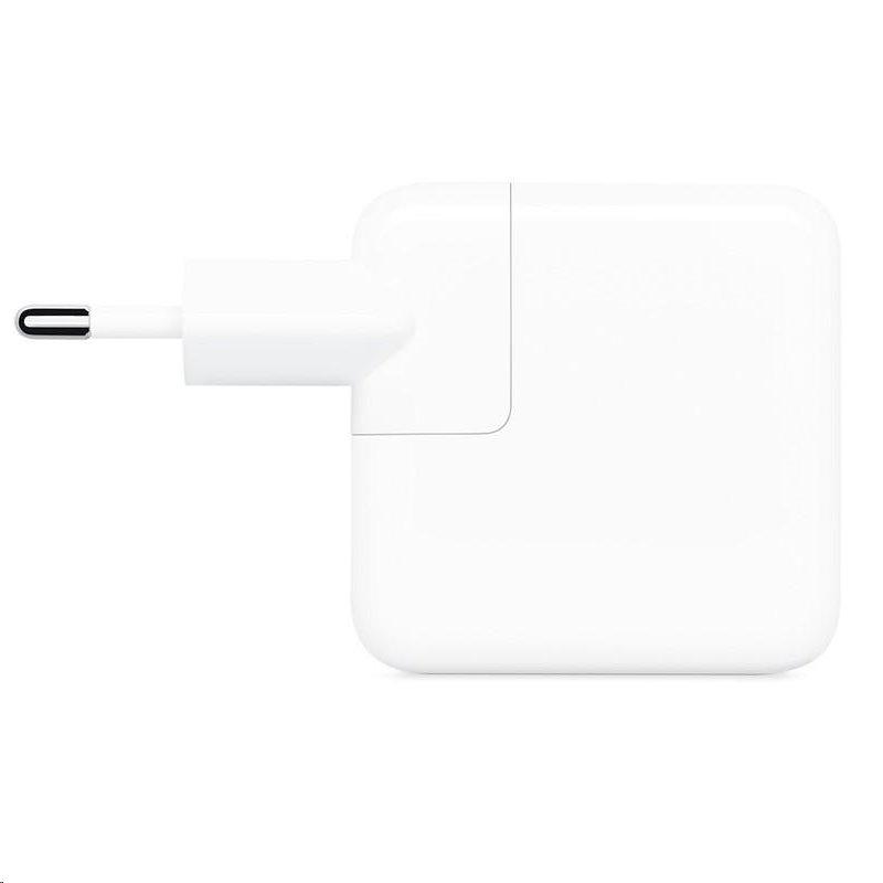 Apple MR2A2ZM/A 30W USB Original Cestovní Dobíječ 190198616395