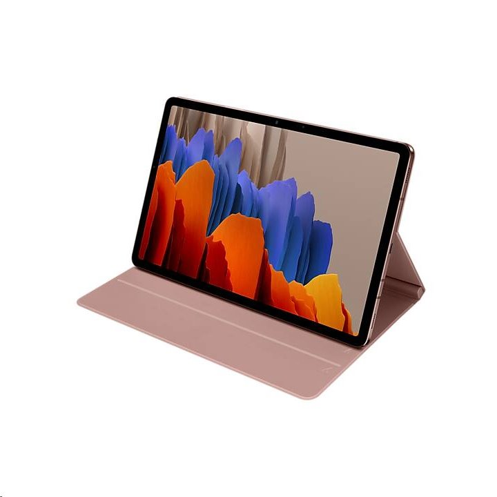 EF-BT630PAE Samsung Book Pouzdro pro Galaxy Tab S7 Pink 8806092317994