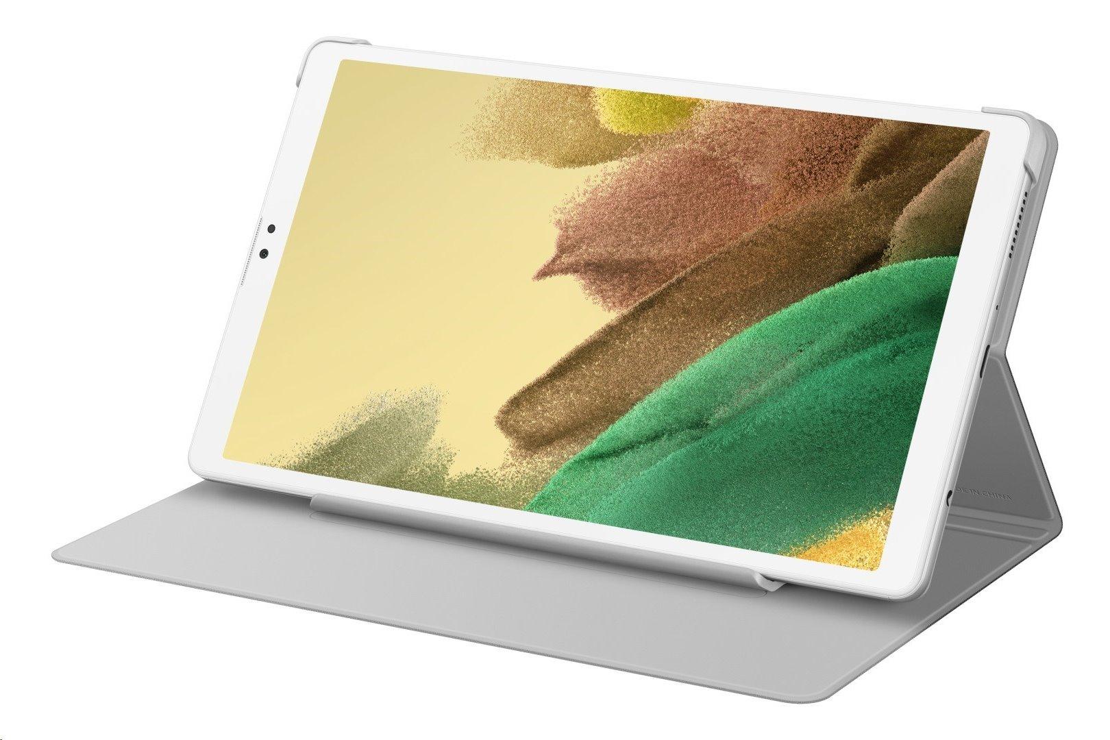 EF-BT220PSE Samsung Book Pouzdro pro Galaxy Tab A7 Lite Silver 8806092316430