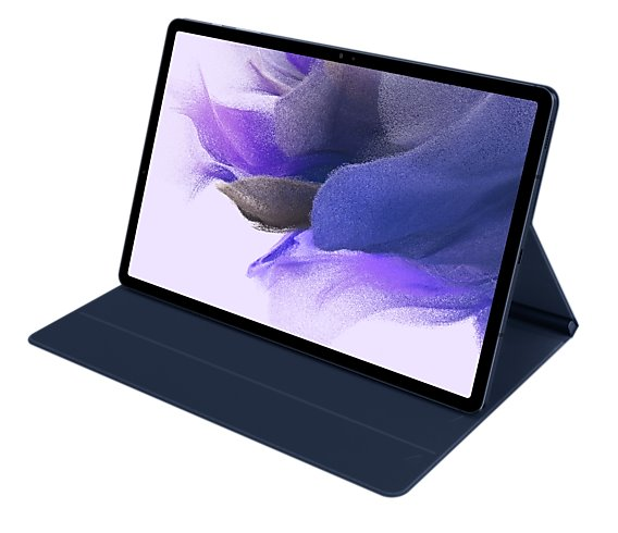EF-BT730PNE Samsung Book Pouzdro pro Galaxy Tab S7+/S7 FE Navy 8806092317888