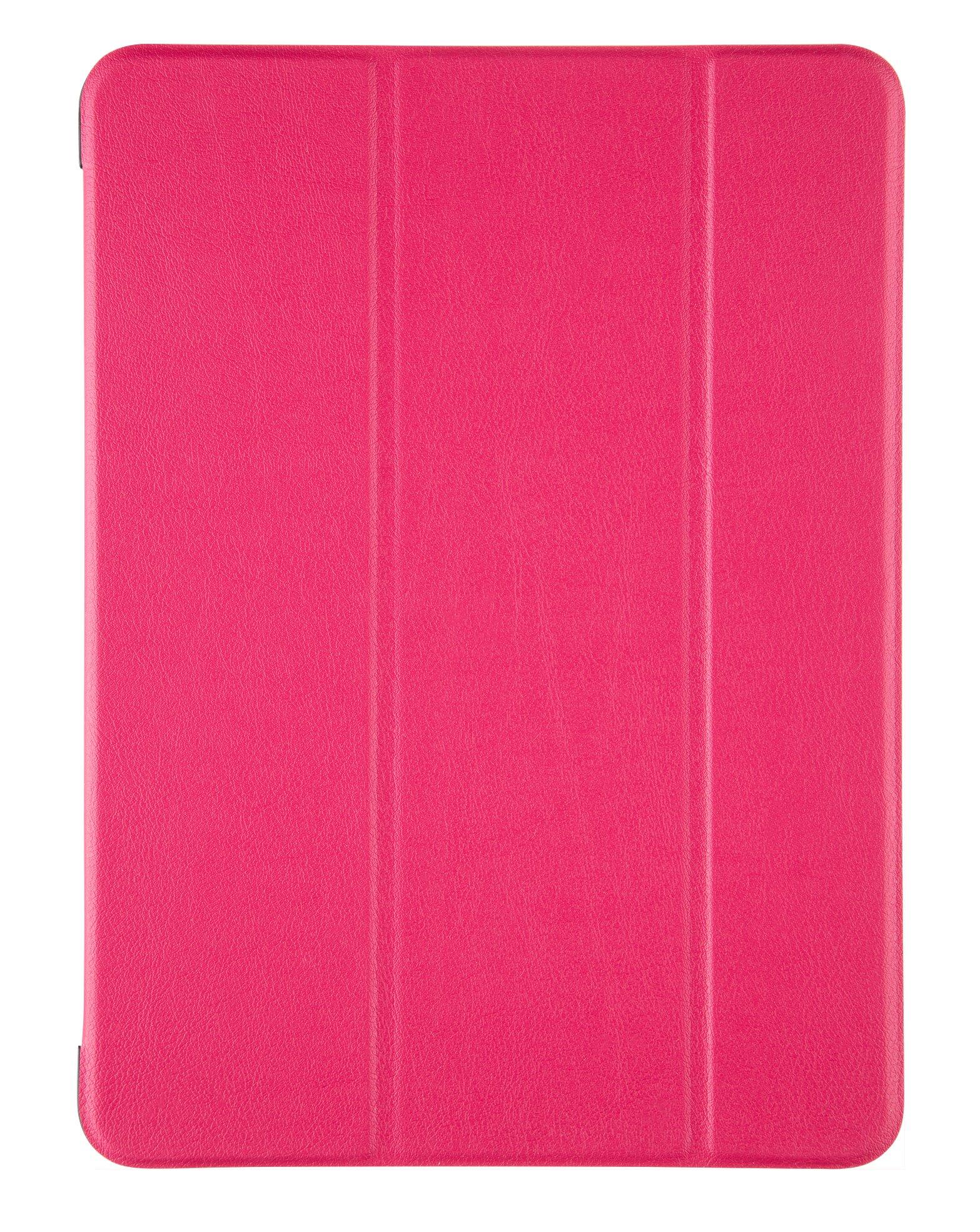 Tactical Book Tri Fold Pouzdro pro Samsung T730/T736/T970/T975 Galaxy Tab S7 FE 5G / S7+ 12.4 Pink 8596311154294