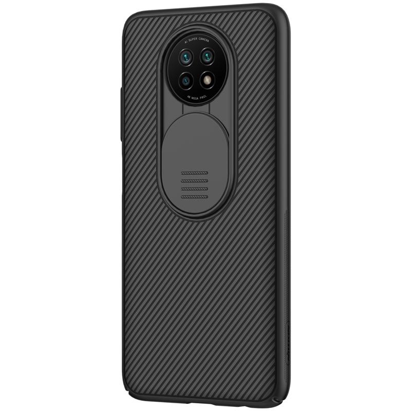 Nillkin CamShield Zadní Kryt pro Xiaomi Redmi Note 9T Black 6902048212541