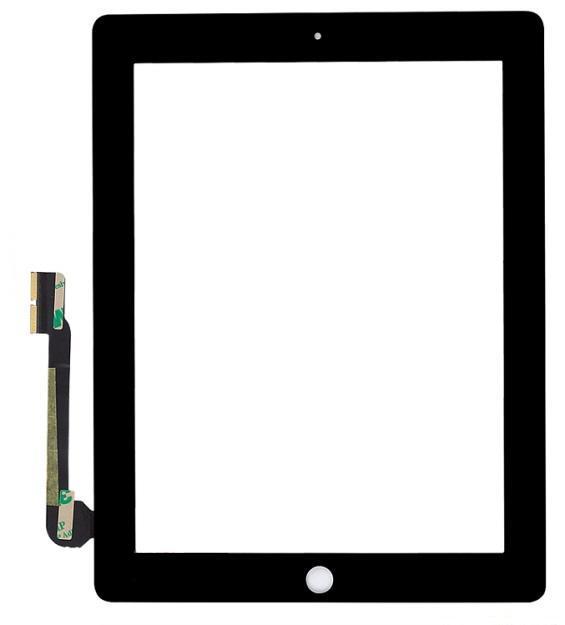 iPad 3/4 Dotyková Deska Black OEM