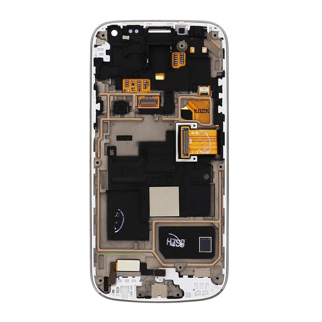 LCD display + Dotyk + Přední kryt Samsung i9195 Galaxy S4mini Black Edition (Service Pack)