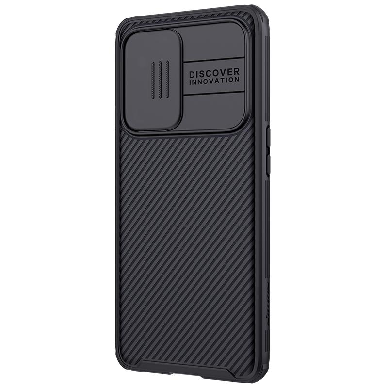 Nillkin CamShield Pro Zadní Kryt pro OnePlus 9 Black 6902048216501