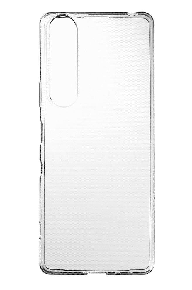 Tactical TPU Kryt pro Sony Xperia 1 III Transparent 8596311158254