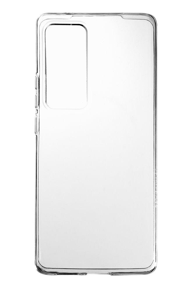 Tactical TPU Kryt pro Vivo X60 Pro 5G Transparent 8596311157769