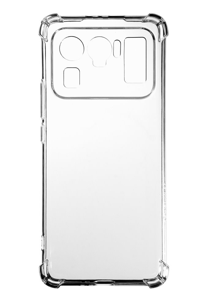 Tactical TPU Plyo Kryt pro Xiaomi Mi 11 Ultra Transparent 8596311149627