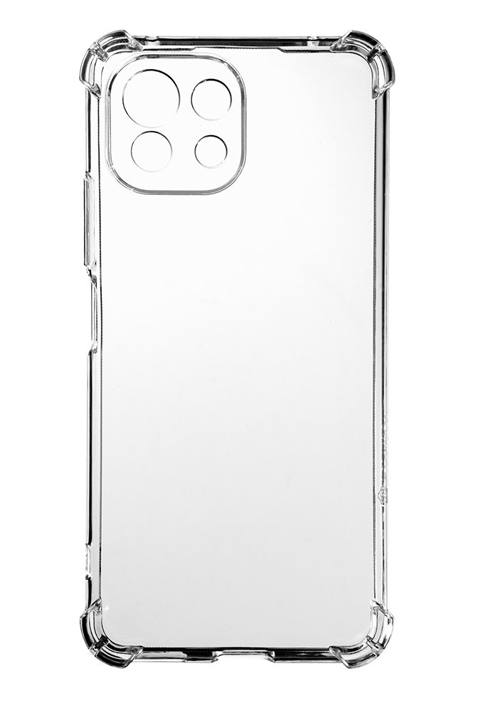 Tactical TPU Plyo Kryt pro Xiaomi Mi 11 Lite 4G/5G Transparent 8596311149603