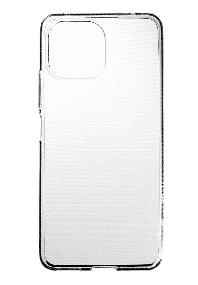 Tactical TPU Kryt pro Xiaomi Mi 11 Lite 4G/5G Transparent 8596311149597
