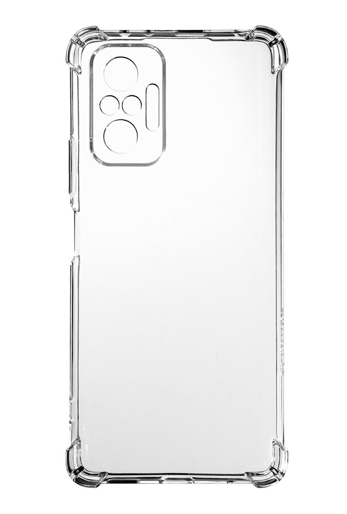 Tactical TPU Plyo Kryt pro Xiaomi Redmi Note 10 Pro/10 Pro Max Transparent 8596311148583