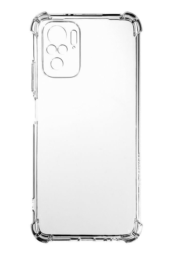Tactical TPU Kryt pro Xiaomi Redmi Note 10 4G/10s Transparent 8596311148576