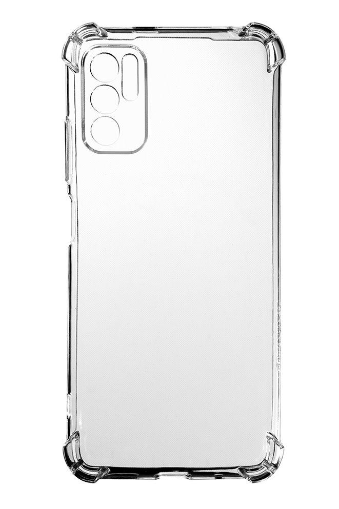 Tactical TPU Plyo Kryt pro Xiaomi Redmi Note 10 5G / POCO M3 Pro 5G Transparent 8596311148569