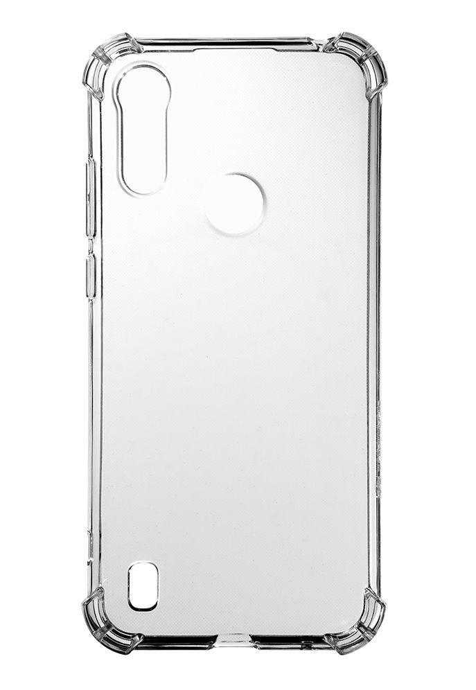 Tactical TPU Plyo Kryt pro Motorola E6i Transparent 8596311148347