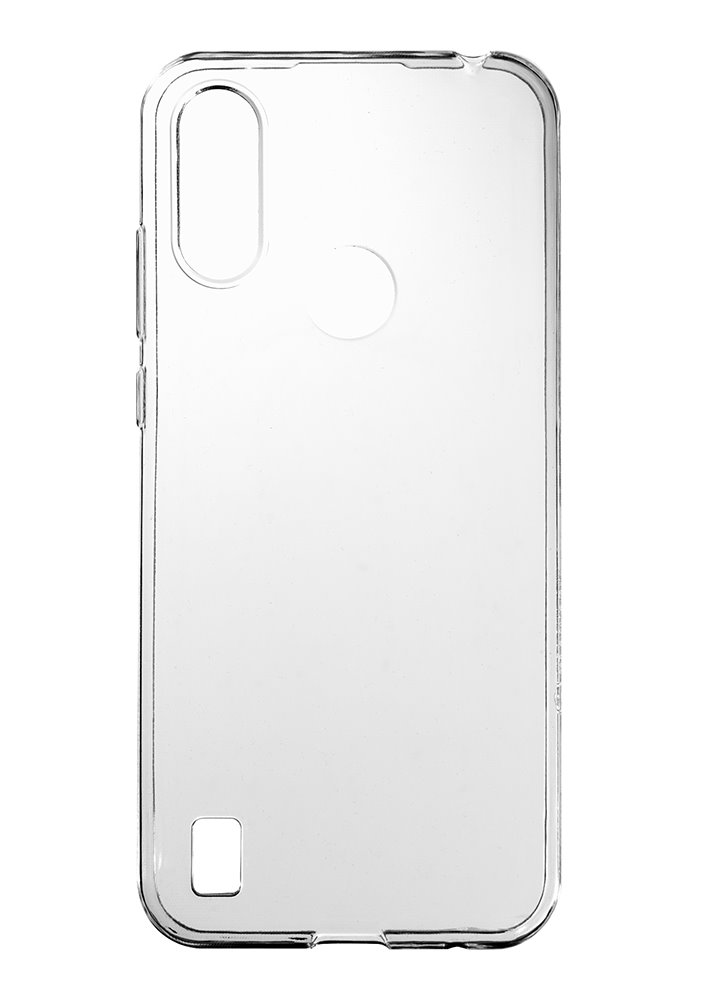 Tactical TPU Kryt pro Motorola E6i Transparent 8596311148293