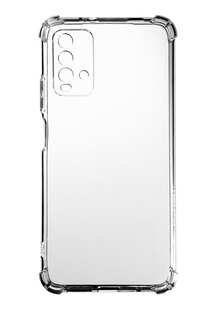 Tactical TPU Plyo Kryt pro Xiaomi Redmi 9T Transparent 8596311140464