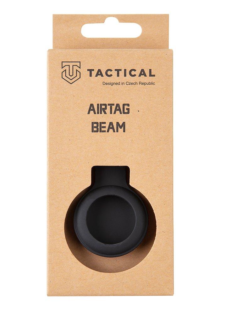 Tactical Airtag Beam Silicone Black 8596311151965