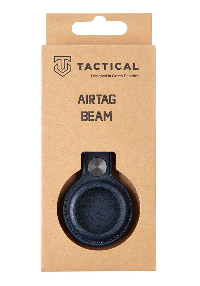 Tactical Airtag Beam Leather Blue 8596311151934