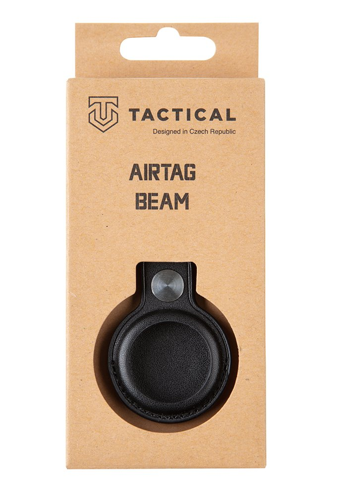 Tactical Airtag Beam Leather Black 8596311151910