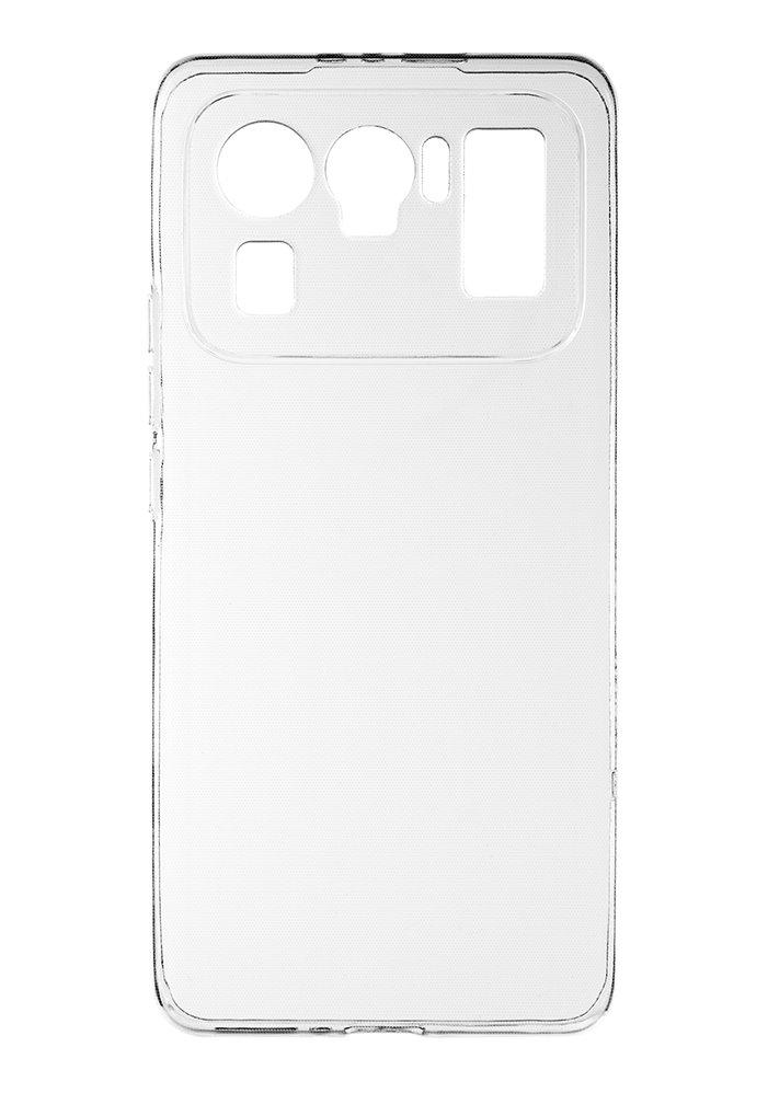 Tactical TPU Kryt pro Xiaomi Mi 11 Ultra Transparent 8596311149610