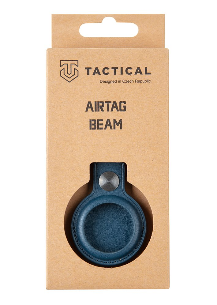 Tactical Airtag Beam Leather Green 8596311152016