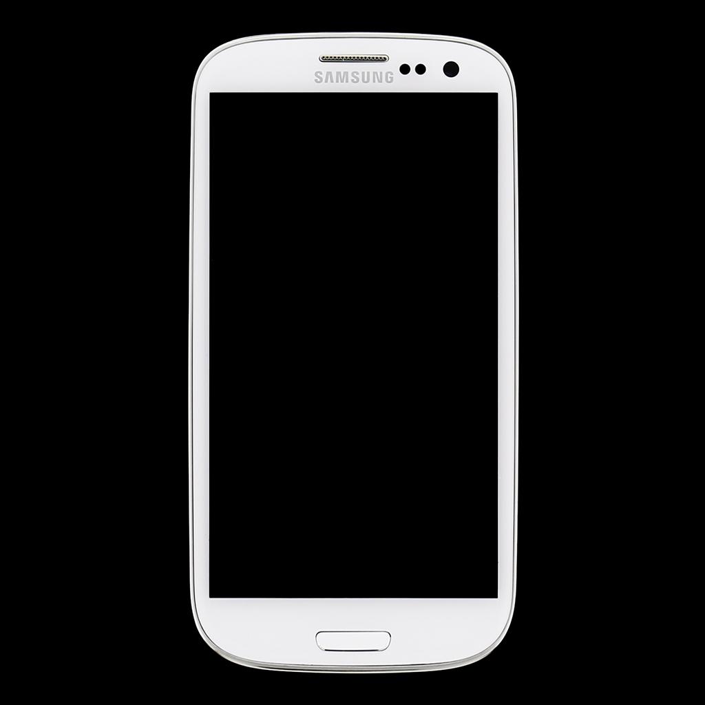 LCD display + Dotyk + Přední kryt Samsung i9301 Galaxy S3 Neo White (Service Pack)