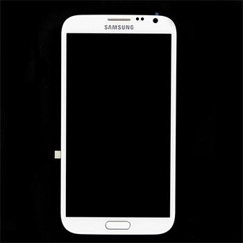 LCD display + Dotyk Samsung N7100 Note2 Ceramic White (Service Pack)