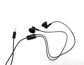 WH-108 Nokia Stereo 3,5mm Headset Black (Bulk)