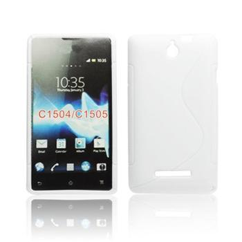 ForCell Zadní Kryt Lux S White pro Sony C1505/C1605 Xperia E/E Dual