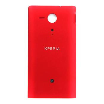 Sony C5303 Xperia SP Red Kryt Baterie