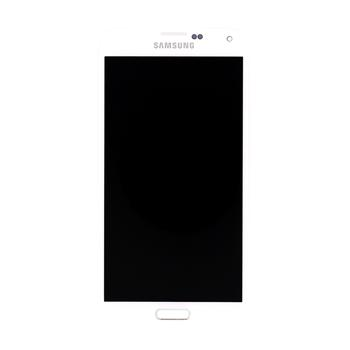 LCD display + Dotyk Samsung G900 Galaxy S5 White