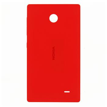 Nokia X Kryt Baterie Bright Red