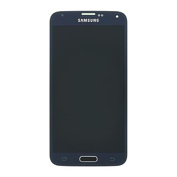 LCD display + Dotyk Samsung G900 Galaxy S5 Black (Service Pack)