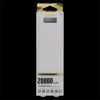 Remax Proda PowerBank 20000mAh Li-Pol White (EU Blister)