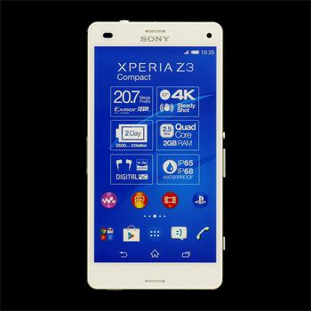 Maketa Sony D6603 Xperia Z3 White