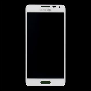 LCD display + Dotyk  Samsung G850 Galaxy Alpha White (Service Pack)