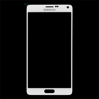 LCD display + Dotyk Samsung N910F Galaxy Note4 White  (Service Pack)