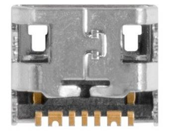 Samsung Dobíjecí microUSB Konektor pro S6810, S7710...