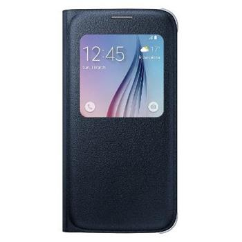EF-CG920PBE Samsung S-View Case Black for G920 Galaxy S6 (EU Blister)