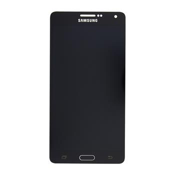 LCD display + Dotyk Samsung A700F Galaxy A7 Black (Service Pack)