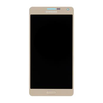 LCD display + Dotyk Samsung A700F Galaxy A7 Gold (Service Pack)