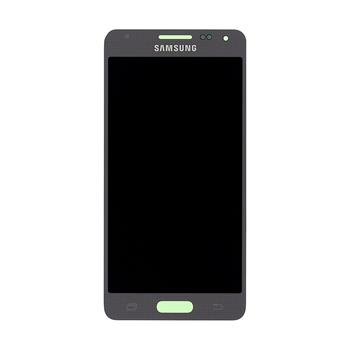 LCD display + Dotyk Samsung G850 Galaxy Alpha Silver (Service Pack)