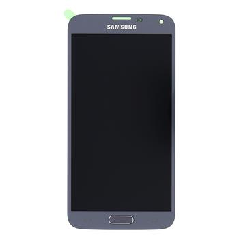 LCD display + Dotyk Samsung G903 Galaxy S5 Neo Silver (Service Pack)