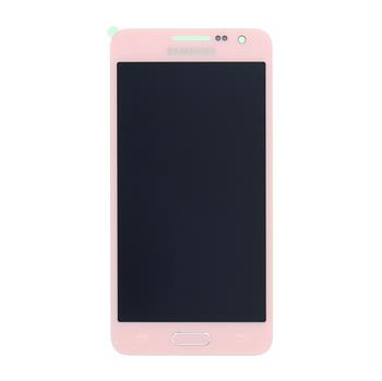 LCD display + Dotyk Samsung A300F Galaxy A3 Pink (Service Pack)