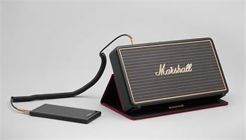 Marshall Stockwell Stereo Reprobedna 25W RMS Black
