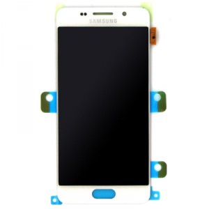 LCD display + Dotyk Samsung A310 Galaxy A3 2016 White (Service Pack)