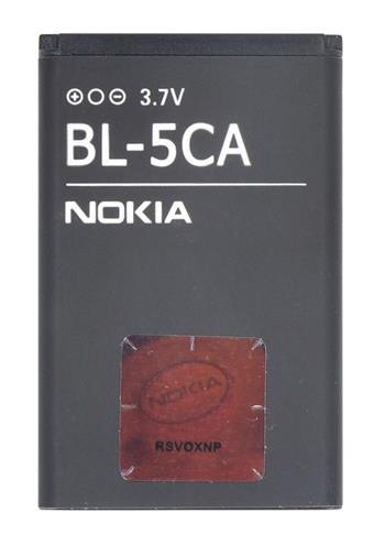 BL-5CA Nokia baterie Li-Ion 800mAh (Bulk)