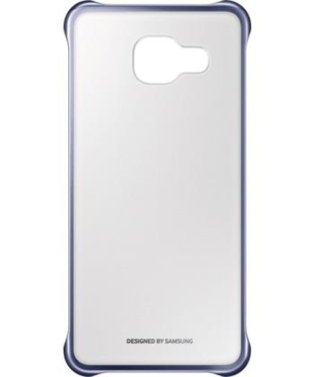 EF-QA310CBE Samsung Clear Cover Black pro Galaxy A3 2016 (EU Blister)