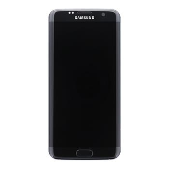 LCD display + Dotyk Samsung G935 Galaxy S7 Edge Black (Service Pack)