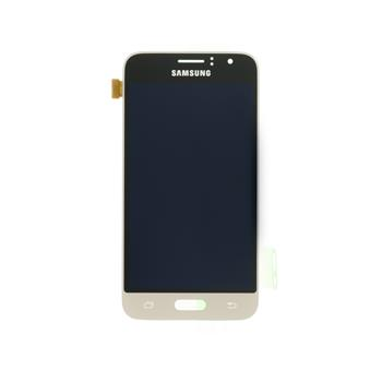LCD display + Dotyk Samsung J120 Galaxy J1 2016 Gold (Service Pack)